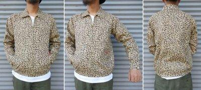 画像2: 【COOKMAN/クックマン】 Delivery Jacket 「Leopard」