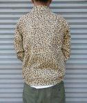 画像14: 【COOKMAN/クックマン】 Delivery Jacket 「Leopard」 (14)