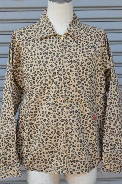 画像3: 【COOKMAN/クックマン】 Delivery Jacket 「Leopard」