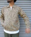 画像13: 【COOKMAN/クックマン】 Delivery Jacket 「Leopard」 (13)