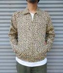画像12: 【COOKMAN/クックマン】 Delivery Jacket 「Leopard」 (12)