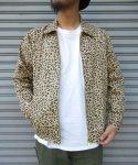 画像11: 【COOKMAN/クックマン】 Delivery Jacket 「Leopard」 (11)