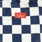 画像5: 【Cookman】 Chef Short Pants 「Checker Navy」 (5)