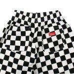 画像5: 【Cookman】 Chef Short Pants 「Checker Black」 (5)