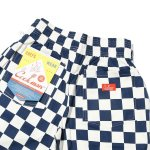 画像4: 【Cookman】 Chef Short Pants 「Checker Navy」 (4)