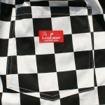 画像6: 【Cookman】 Chef Short Pants 「Checker Black」 (6)