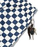 画像7: 【Cookman】 Chef Short Pants 「Checker Navy」 (7)