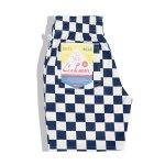 画像3: 【Cookman】 Chef Short Pants 「Checker Navy」 (3)