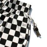 画像7: 【Cookman】 Chef Short Pants 「Checker Black」 (7)