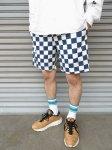 画像9: 【Cookman】 Chef Short Pants 「Checker Navy」 (9)