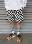 画像10: 【Cookman】 Chef Short Pants 「Checker Black」 (10)