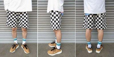 画像3: 【Cookman】 Chef Short Pants 「Checker Black」
