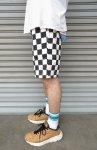 画像11: 【Cookman】 Chef Short Pants 「Checker Black」 (11)