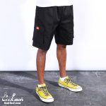 画像4: 【Cookman】 Chef Short Pants CARGO BLACK (4)