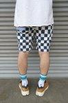 画像11: 【Cookman】 Chef Short Pants 「Checker Navy」 (11)