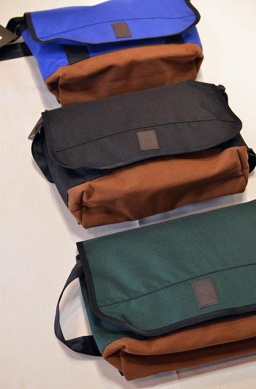 画像1:  【CHROME/クローム】 CLASSIC MESSENGER BAG(クラシックメッセンジャーバッグ) (1)
