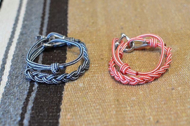 画像1: 【JLK】 Wrap Bracelet (シャックル) (1)
