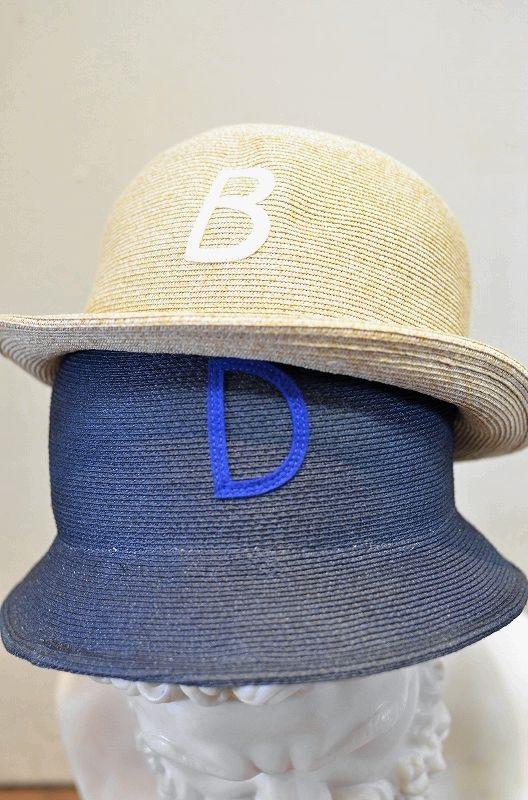 画像1: 【DECHO/デコー】  BIRD HAT (1)