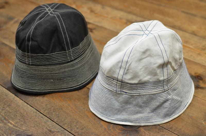 画像1: 【Infielder Design/インフィールダーデザイン】  PAPER MARINE HAT ペーパーマリンハット (1)