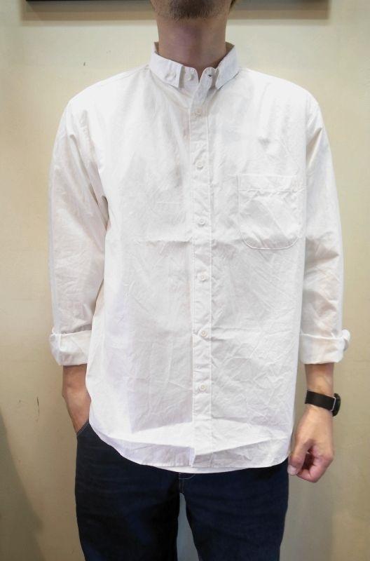 画像1: 【Manual Alphabet/マニュアルアルファベット】 LOOSE FIT Academy shirt.so (1)