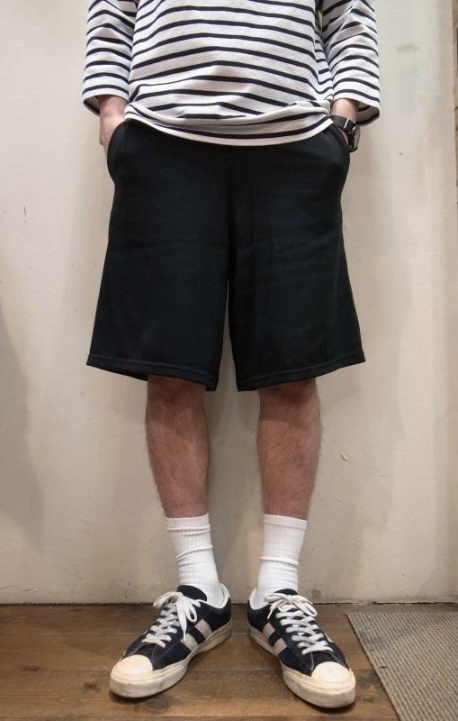 画像1: 40%OFF【LOCALINA-MERIYASU/ロカリナメリヤス】 Wide Shorts (1)