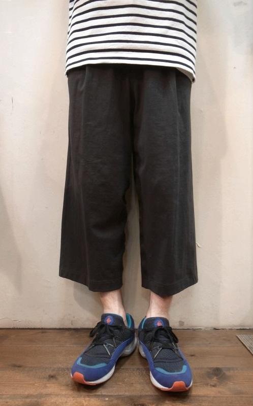 画像1: 【JACKMAN/ジャックマン】 JM4705 Strech Wide Trousers (1)
