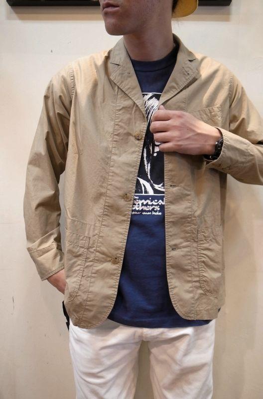 画像1: 50%OFF【Workers/ワーカーズ】 Sack Coat サックコート (1)