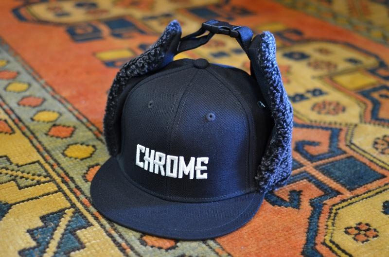 画像1: 50%OFF【CHROME/クローム】  STARTER EYRE FRAP CAP (1)