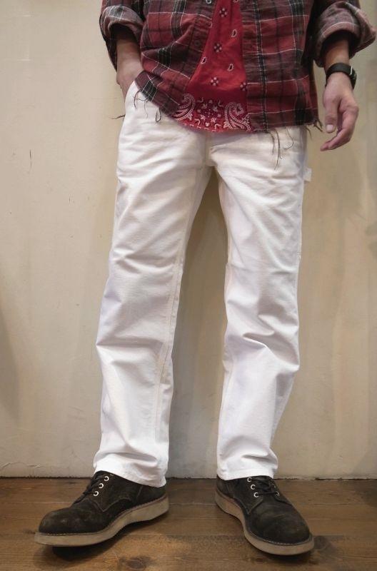 画像1: 【ANOTHER 20th CENTURY/アナザートゥエンティースセンチュリー】 DUCK PAINTER PANTS (1)