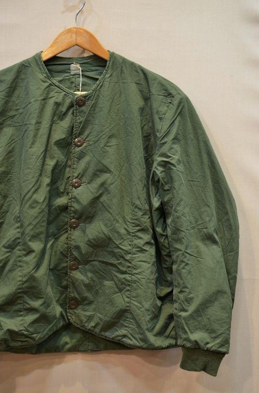 画像1: 【USED】 USED  60's 〜 70's  Liner Jacket ライナージャケット (1)