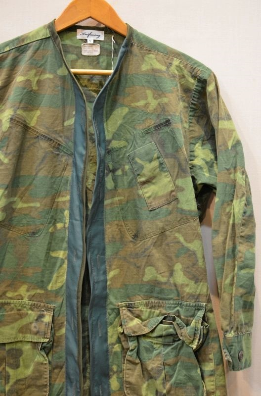 画像1: 【KNIFE WING/ナイフウイング】 U.S Fatigue Liner Jacket (1)