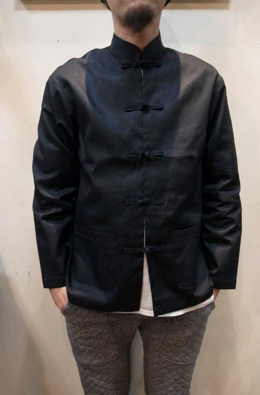 画像1: 30%OFF【Niche/ニッチ 】China Shirts Jacket チャイナシャツジャケット (1)