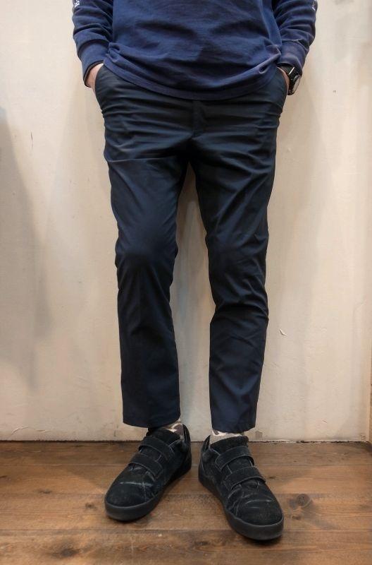 画像1: 【Niche/ニッチ 】 Gaucho Easy Pants COOLMAX ガウチョ イージーパンツ (1)