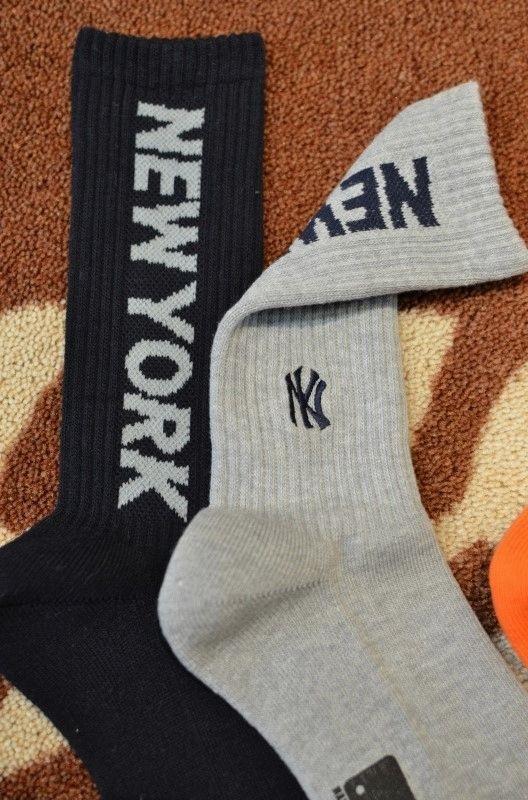 画像1: 【JACKSON MATISSE/ジャクソンマティス】 MLB SOCKS (1)