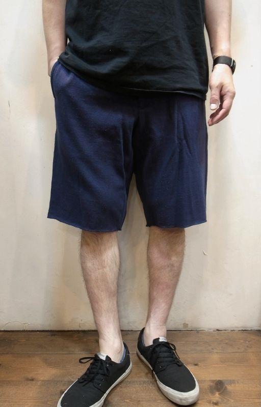 画像1: 30%OFF【JACKMAN/ジャックマン】 JM4707 Sweat Shorts (1)