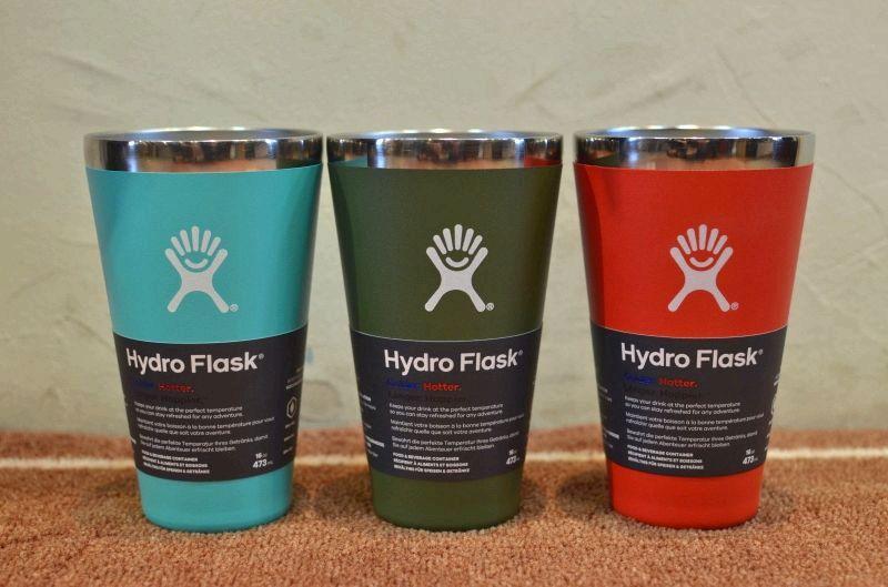 画像1: 【Hydro Flask/ハイドロフラスク】 TRUE PINT 16oz (1)