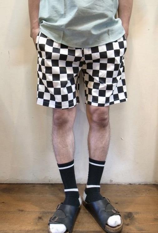 画像1: 【Cookman】 Chef Short Pants シェフショートパンツ (1)