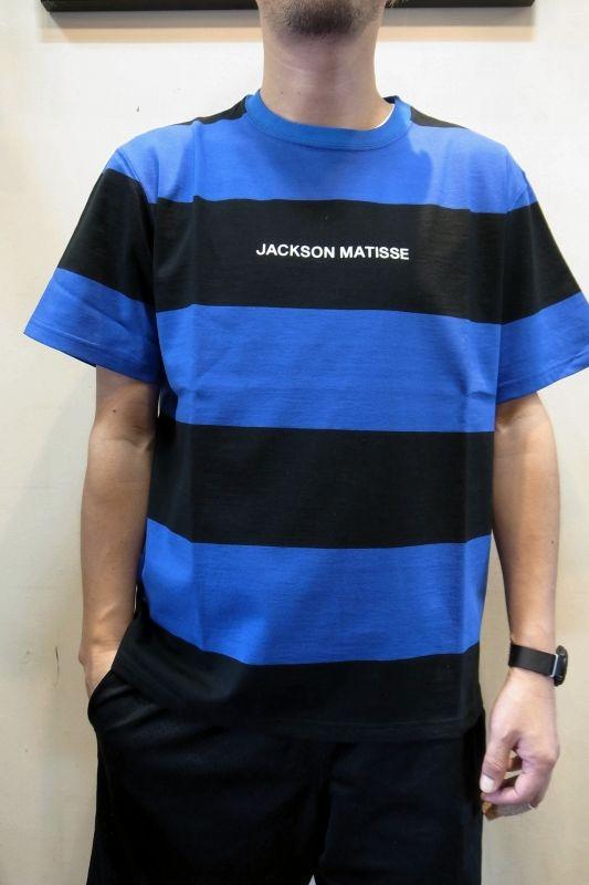 画像1: 【JACKSON MATISSE/ジャクソンマティス】 Border Tee (1)