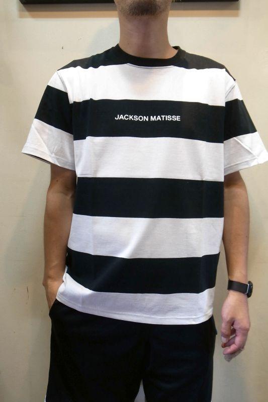 画像1: 50%OFF【JACKSON MATISSE/ジャクソンマティス】 Border Tee (1)