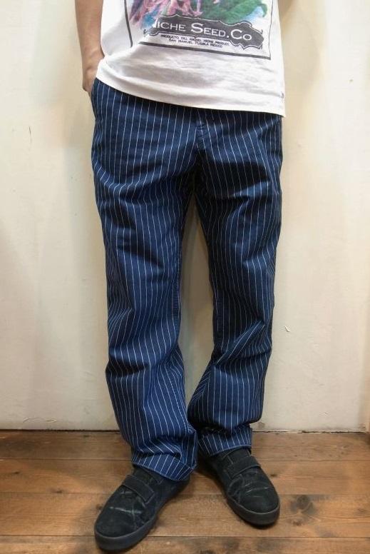 画像1: 【JAPAN BLUE JEANS/ジャパンブルージーンズ】 JB7056 Brooklyn Trousers ブルックリントラウザー (1)