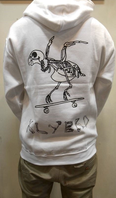 画像1: 【Niche/ニッチ 】Killy Bird Hooded Sweat (1)