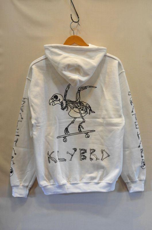 画像1: 【Niche/ニッチ 】Killy Bird Hooded Sweat (1)