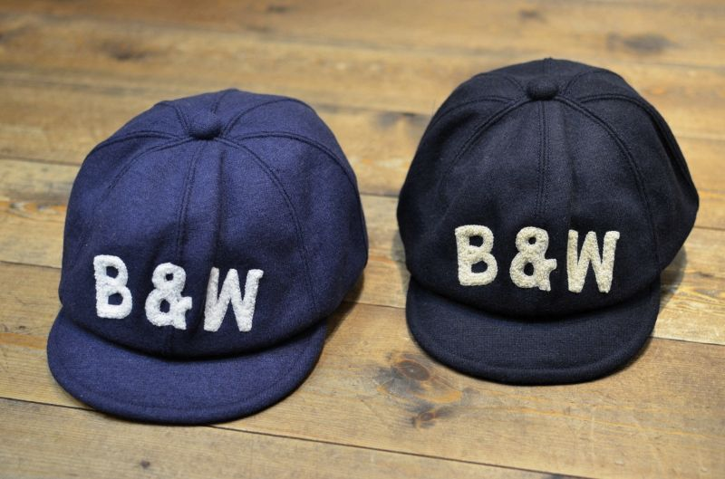画像1: 【JACKMAN/ジャックマン】 JM6885 Wool Baseball Cap (1)
