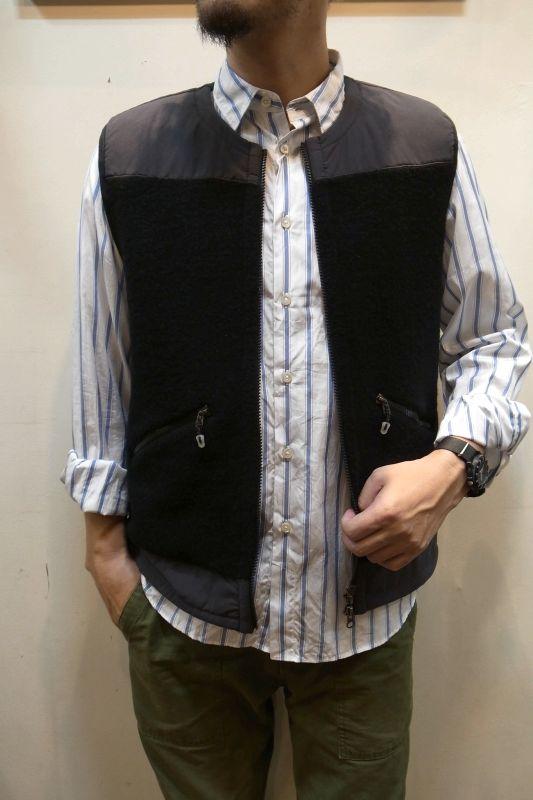 画像1: 30%OFF【Mountain Equipment/マウンテンイクィップメント】 Wool Boa Vest ウールボアベスト (1)