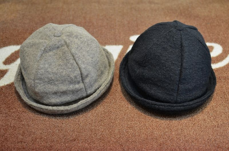 画像1: 【JACKMAN/ジャックマン】 JM6886 Wool Baseball Hat (1)