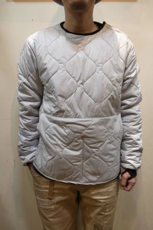 画像1: 30%OFF【DE-NA-LI/デナリ】 Washable Interno Pullover PRIMALOFT (1)