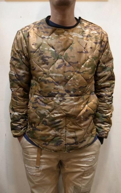 画像1: 【DE-NA-LI/デナリ】 Washable Interno Pullover PRIMALOFT (1)
