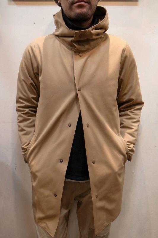 画像1: 【JACKMAN/ジャックマン】 JM8603 Jersey Coat ジャージコート (1)