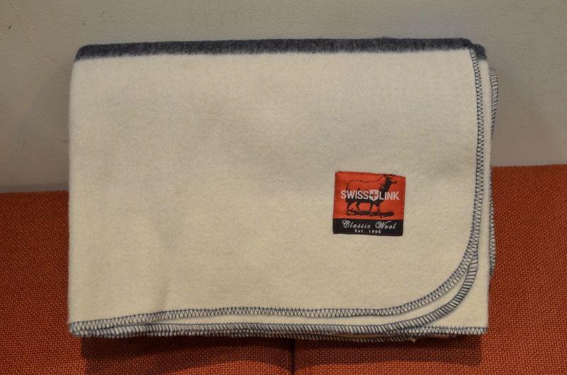 画像1: 【SWISS LINK】 Wool Blankets (1)