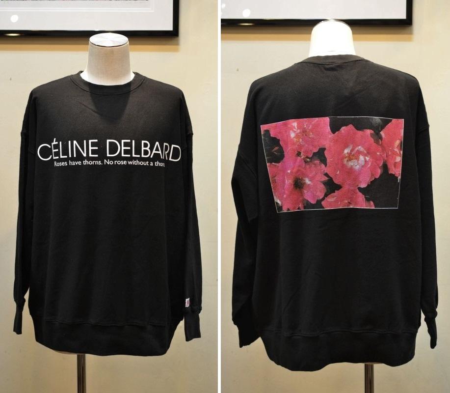 """画像1: 【Niche./ニッチ 】 Rose Sweat """"CELINE DELBARD"""" (1)"""
